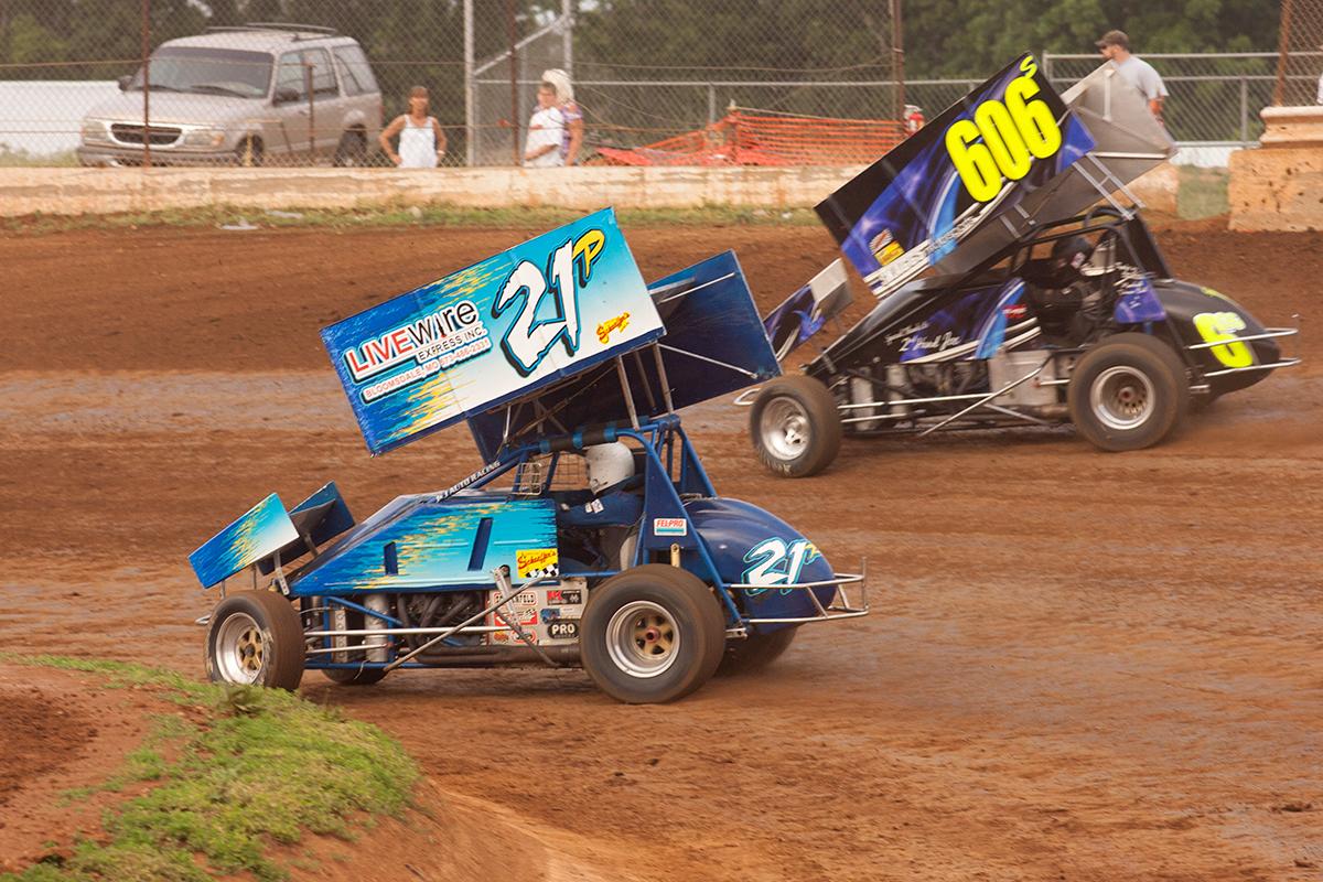 Dirt Track Racing Al Rohrer Photo